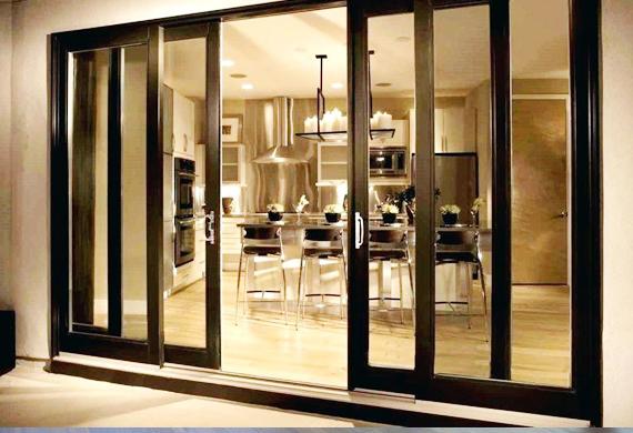 Porte, Finestre e divisori in vetro a Nosate (3)