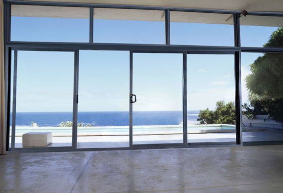 Porte, Finestre e divisori in vetro a Tribiano (5)