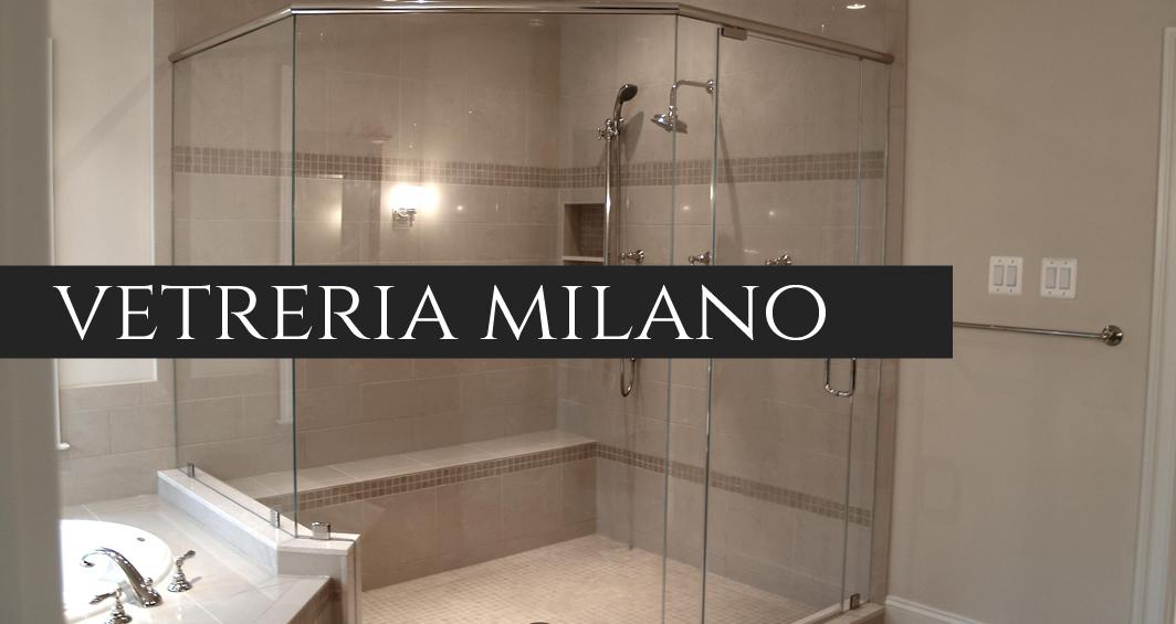 Ca' Granda Milano - Parete Box Doccia a Ca' Granda Milano