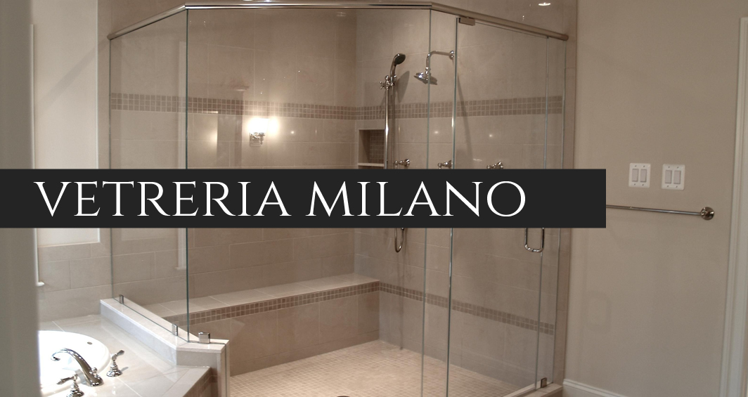Via Solferino Milano - Parete Box Doccia a Via Solferino Milano
